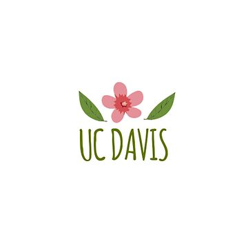 UC Davis - University of California, Davis Flower by Vintage-Rose