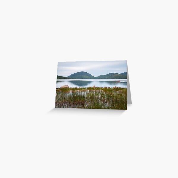 Acadia National Park, Maine Greeting Card