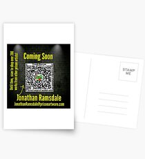 PrisonArtWare.com is proud to introduce Jonathan Ramsdale  Postcards