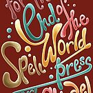 For the end of the world spell, press CTRL ALT DEL by hazelong