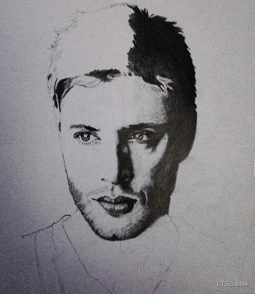 """Dean a """"Work in Progress"""" by LTScribble"""