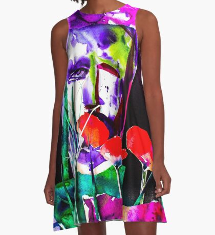 BAANTAL / Pollinate / Evolution #7 A-Line Dress