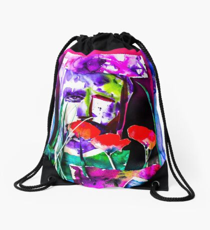 BAANTAL / Pollinate / Evolution #7 Drawstring Bag
