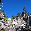 Paulina Creek Falls by Thundercatt99