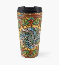 Leafy Meditation Travel Mug