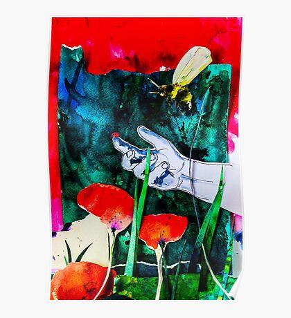 BAANTAL / Pollinate / Evolution #8 Poster