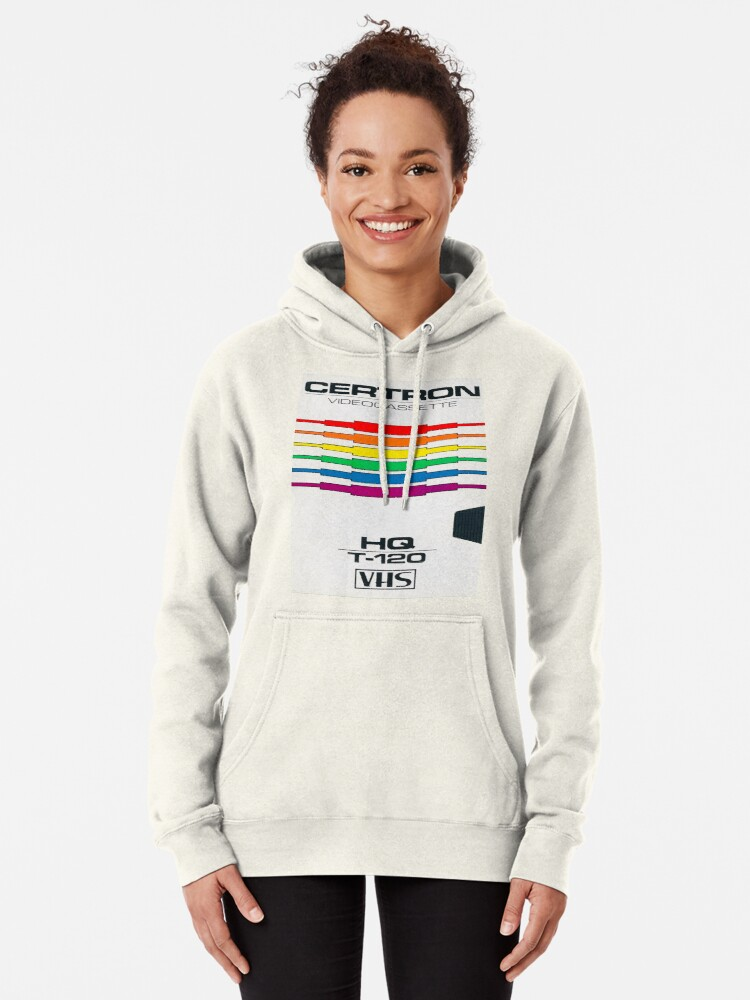 Alternate view of Certron Video Cover Pullover Hoodie