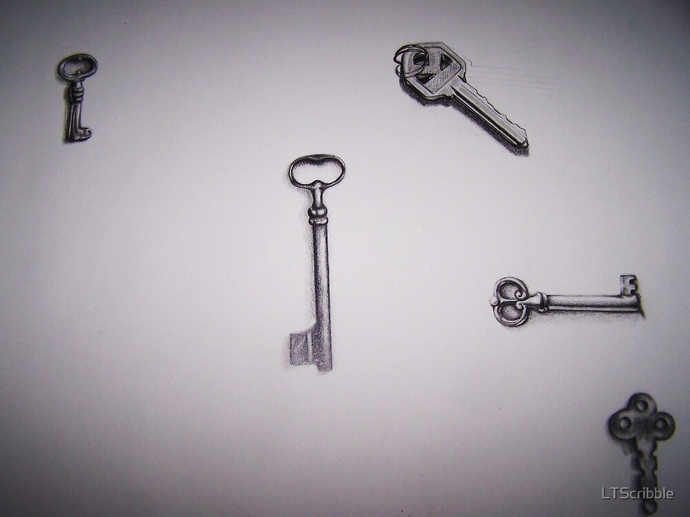 Unfinished Keys by LTScribble