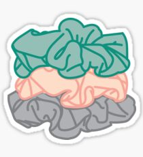 Scrunchies Sticker