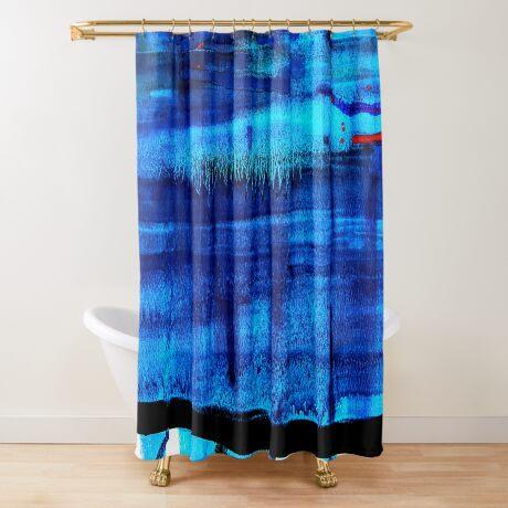 BAANTAL / Night #2 Shower Curtain