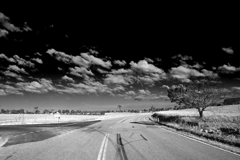Junction to nowhere by Joshdbaker