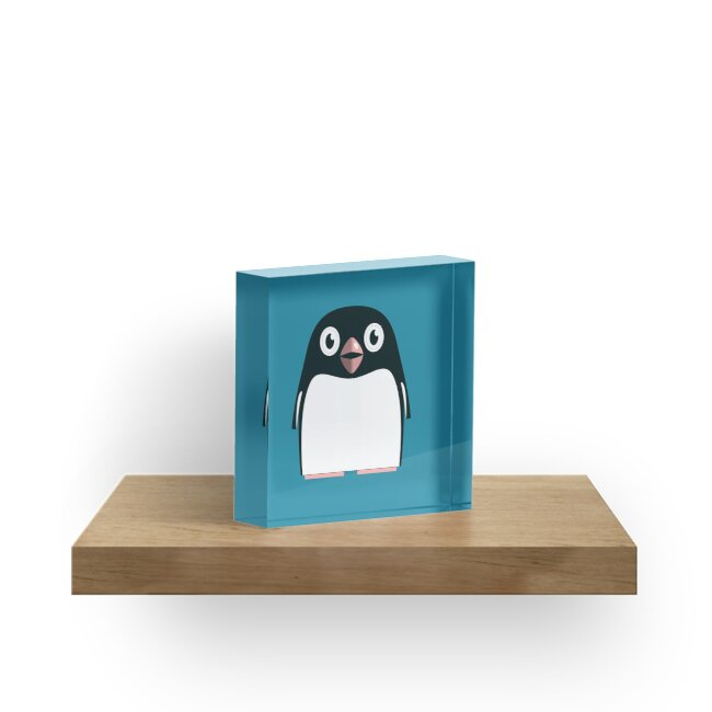 Adélie penguin by Pig's Ear Gear