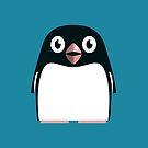 Adélie penguin by Pig's Ear Gear