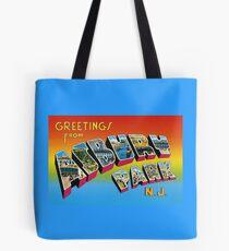 GREETINGS FROM ASBURY PARK, NJ Tote Bag