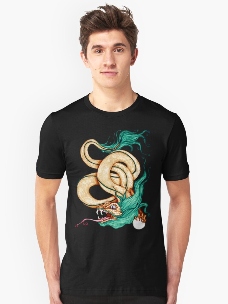 ** Year of the Dragon ** Unisex T-Shirt Front