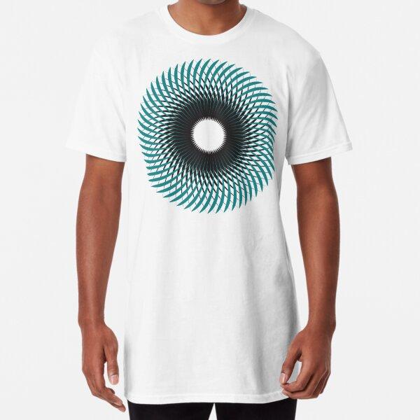 NAUTILUS (AQUA/BLACK) Camiseta larga