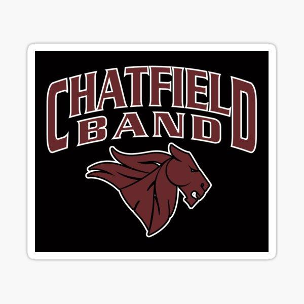Chatfield Band Gear Sticker