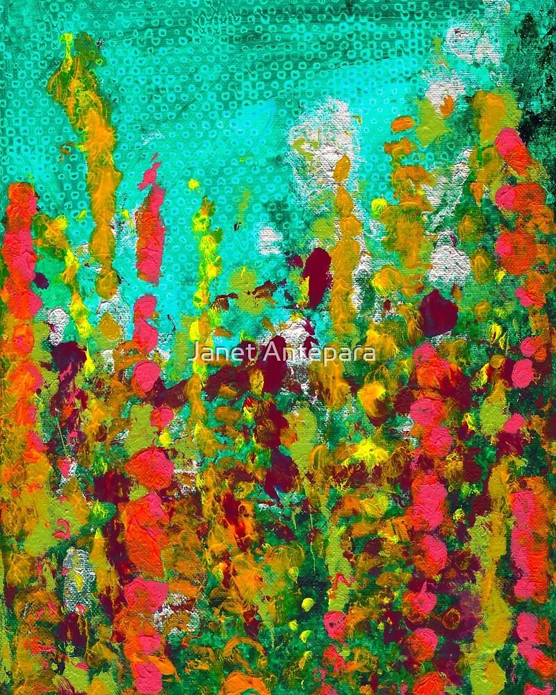 Green Garden by Janet Antepara