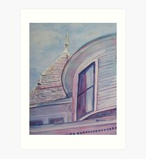 Turret and Cupola Art Print