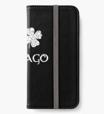 St. Patrick's Day City Pride - CHICAGO iPhone Wallet/Case/Skin