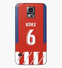 Koke 6 - Atletico Madrid Phone Case Case/Skin for Samsung Galaxy