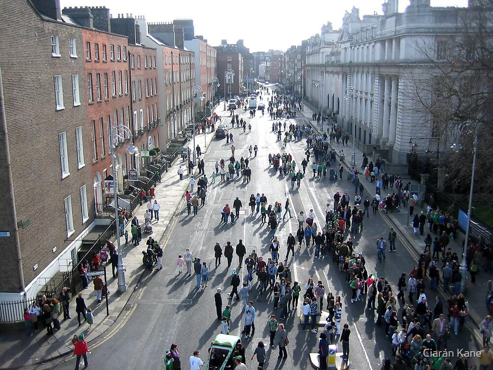 Pedestrian Traffic by Ciarán Kane