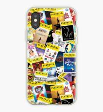 Playbills iPhone Case