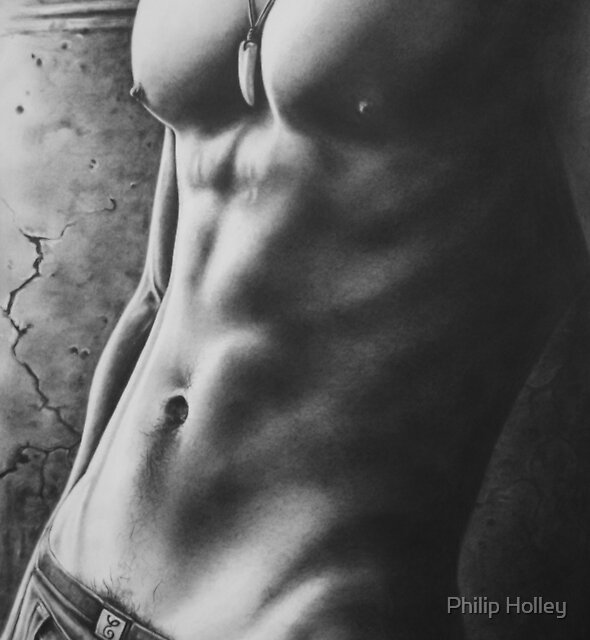 David 1 by Philip Holley