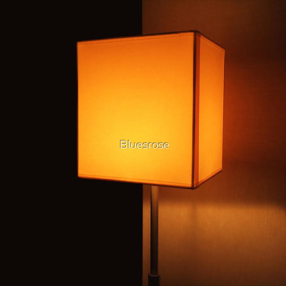 Cosy light for rainy night by Bluesrose