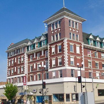 Kenricia Hotel, Kenora, ON by Shulie1