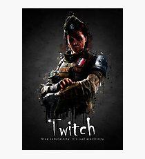 Twitch Elite Photographic Print