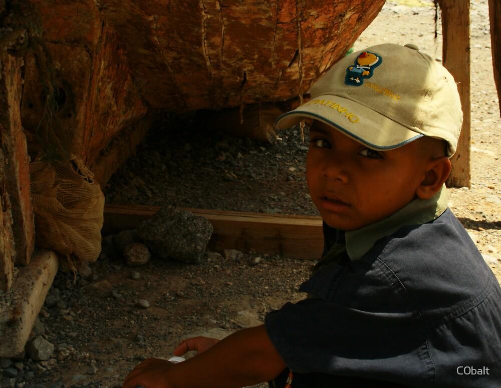 The Boy of Arabia by C0balt