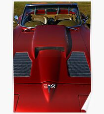 Corvette Sting Ray ~ Part One Poster