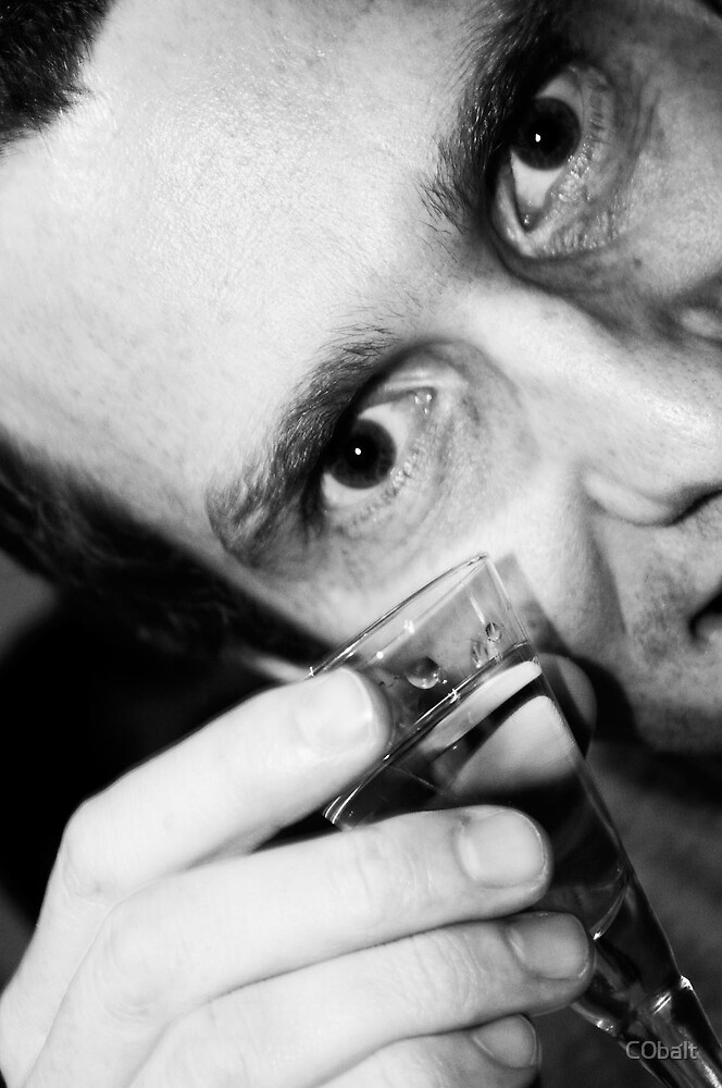 Eyeball Paul and his Tequila by C0balt
