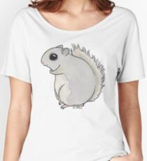 Japanese Squirrel Women's Relaxed Fit T-Shirt