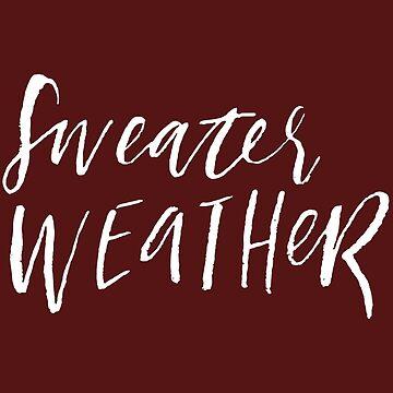 Sweater Weather by mrsalbert