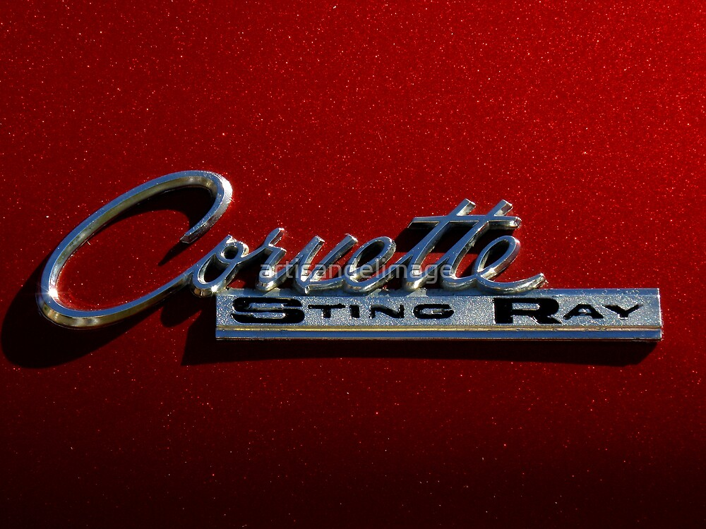 Corvette Sting Ray ~ Part Four by artisandelimage