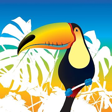 Toucan by mangulica