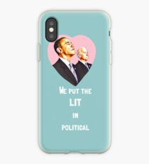 Obama + Biden  iPhone Case