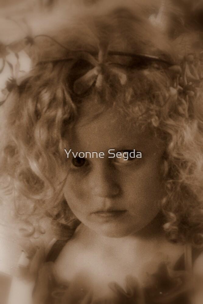 Unhappy Angel by Yvonne Segda