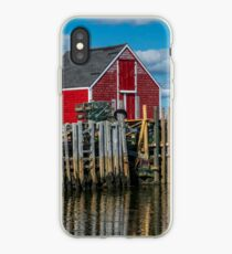 Low Tide at Blue Rocks #02 iPhone Case