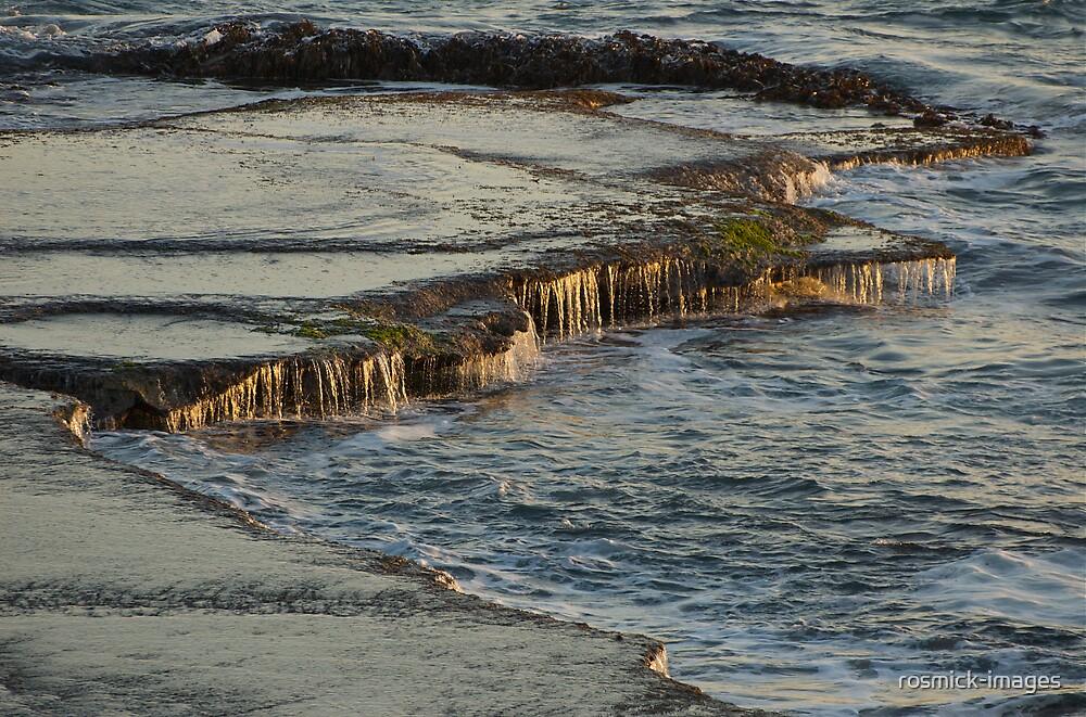 Rock Ledge by rosmick-images