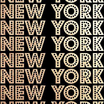 New York Lights by mrsalbert