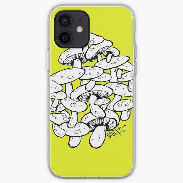 Shroom overload iPhone Soft Case