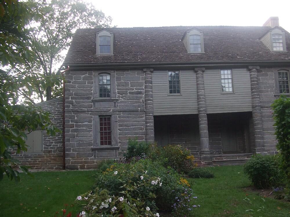 Historic John Bartram House by joannadehart