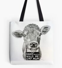 Stolen Lives. Stolen Milk. Tote Bag