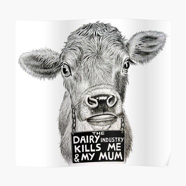 Stolen Lives. Stolen Milk. Poster