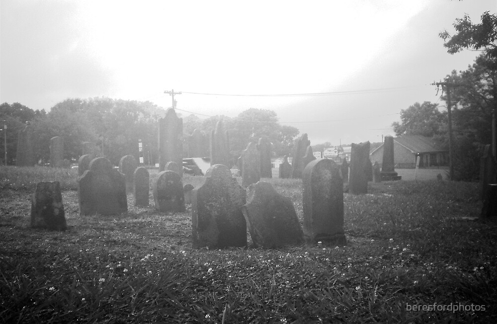 Grave Morning  by beresfordphotos