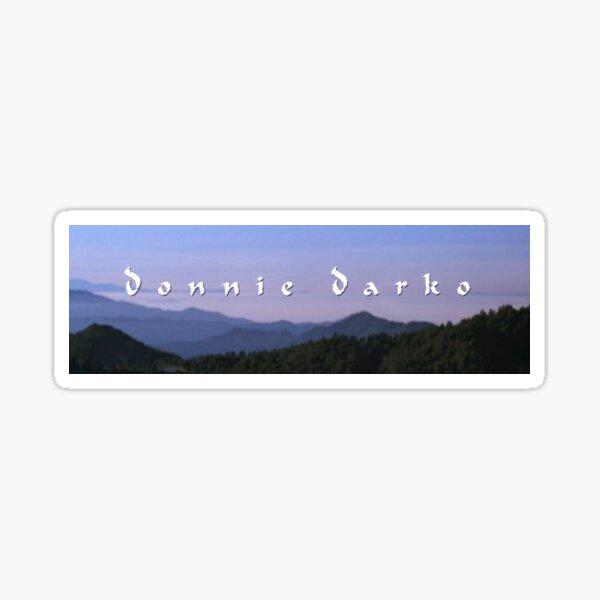 Donnie Darko Sticker