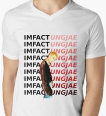 Imfact Ungjae Men's V-Neck T-Shirt